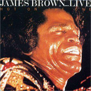 Album  Cover James Brown - Hot on POLYDOR Records from 1976