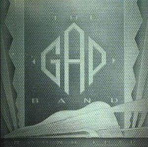 Front Cover Album The Gap Band - Round Trip