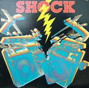 Album  Cover Shock - Shock on FANTASY Records from 1981