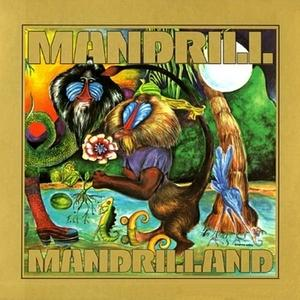 Album  Cover Mandrill - Mandrilland on POLYDOR Records from 1974