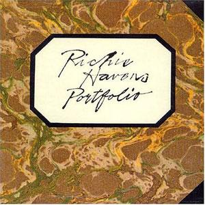 Front Cover Album Richie Havens - Portfolio