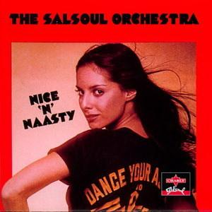 Album  Cover Salsoul Orchestra - Nice 'n' Naasty on SALSOUL Records from 1976