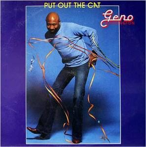 Album  Cover Geno Washington - Put Out The Cat on TELDEC Records from 1981