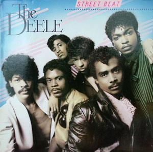 Album  Cover The Deele - Street Beat on SOLAR Records from 1983