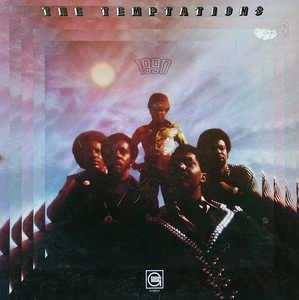 Album  Cover The Temptations - 1990 on GORDY Records from 1973