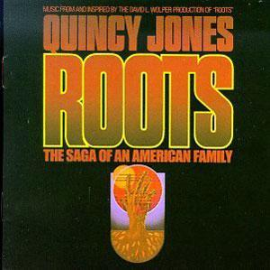 Album  Cover Quincy Jones - Roots on A&M Records from 1977