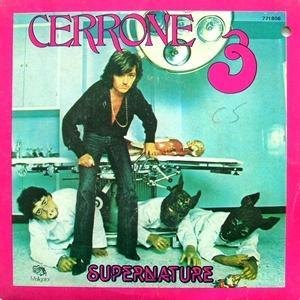 Album  Cover Cerrone - Cerrone Iii on  Records from 1977