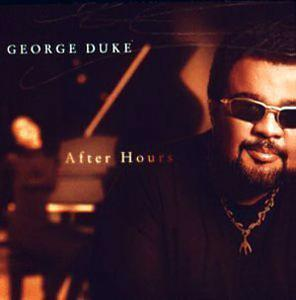 Front Cover Album George Duke - After Hours