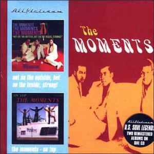 Album  Cover Moments & Whatnauts - On Top on STANG Records from 1975