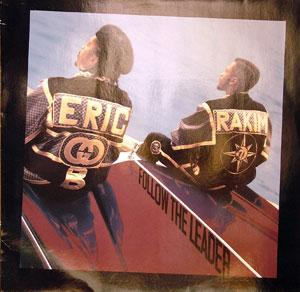 Album  Cover Eric B And Rakim - Follow The Leader on  Records from 1988