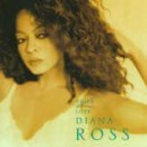 Front Cover Album Diana Ross - Voice Of Love