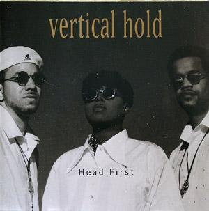 Album  Cover Vertical Hold - Head First on A&M Records from 1995