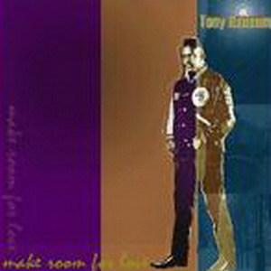 Album  Cover Tony Ransom - Make Room For Love on  Records from 1994