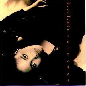 Album  Cover Lalah Hathaway - Lalah Hathaway on VIRGIN Records from 1990