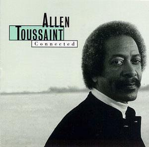 Album  Cover Allen Toussaint - Connected on NYNO Records from 1996