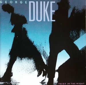 Album  Cover George Duke - Thief In The Night on ELEKTRA Records from 1985