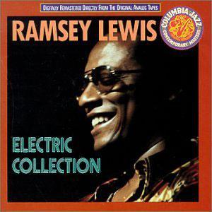 Album  Cover Ramsey Lewis - Electric Collection on COLUMBIA Records from 1991
