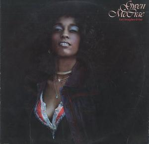 Album  Cover Gwen Mccrae - Let's Straighten It Out on CAT Records from 1978