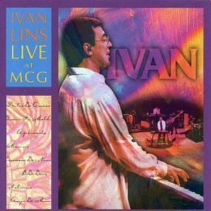 Album  Cover Ivan Lins - Live At Mcg on HEADS UP Records from 1999