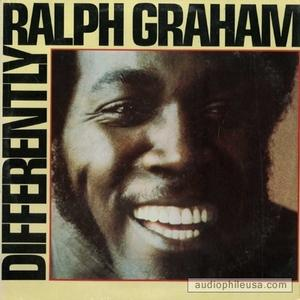 Album  Cover Ralph Graham - Differently on SUSSEX Records from 1974