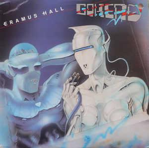Album  Cover Eramus Hall - Gohead on CAPITOL Records from 1984