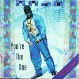 Album  Cover Raab - You're The One on RIP-IT Records from 1993