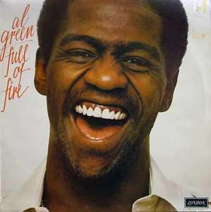Front Cover Album Al Green - Full Of Fire