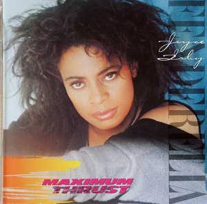 Album  Cover Joyce Irby - Maximum Thrust on MOTOWN Records from 1989