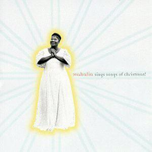 Album  Cover Mahalia Jackson - Mahalia Sings Songs Of Christmas! on LEGACY / COLUMBIA Records from 1995
