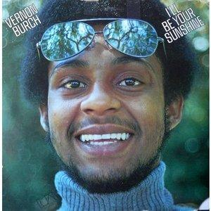 Album  Cover Vernon Burch - I'll Be Your Sunshine on UNITED ARTISTS Records from 1975