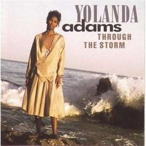 Album  Cover Yolanda Adams - Riding Through The Storm on VERITY Records from 1992