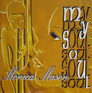 Front Cover Album Monica Mason - My Soul