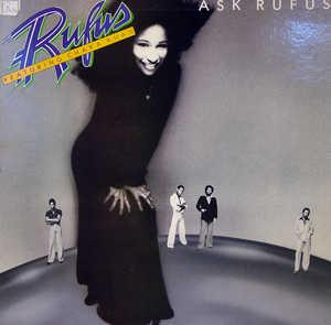 Album  Cover Rufus & Chaka Khan - Ask Rufus on ABC Records from 1977