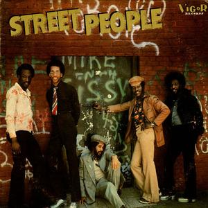 Album  Cover Street People - Street People on VIGOR Records from 1976