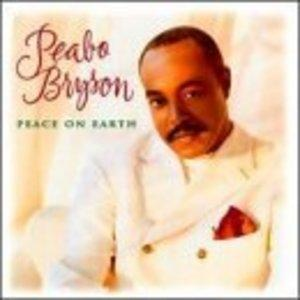 Front Cover Album Peabo Bryson - Peace On Earth