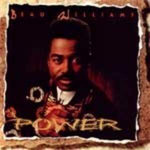 Album  Cover Beau Williams - Power on A & M Records from 1994