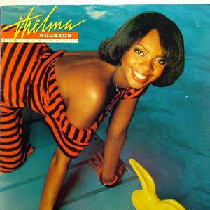 Album  Cover Thelma Houston - Breakwater Cat on RCA VICTOR Records from 1980
