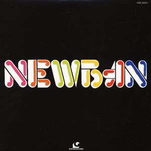 Album  Cover Newban - Newban on GUINNESS Records from 1977