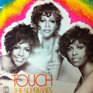 Album  Cover The Supremes - Touch on MOTOWN Records from 1971