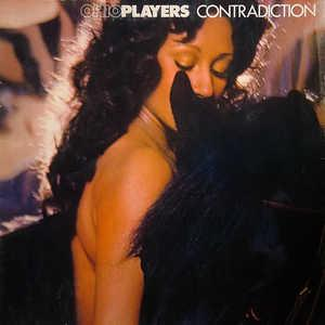 Front Cover Album Ohio Players - Contradiction