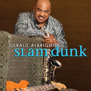 Album  Cover Gerald Albright - Slam Dunk on  Records from 2014
