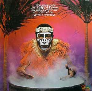 Album  Cover Instant Funk - Witch Doctor on SALSOUL Records from 1979