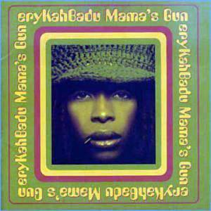 Album  Cover Erykah Badu - Mama's Gun on UPTOWN / UNIVERSAL Records from 2000
