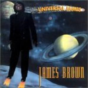 Album  Cover James Brown - Universal James on  Records from 1993