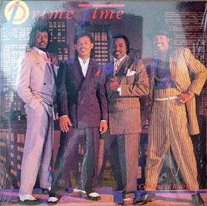 Album  Cover Prime Time - Confess It Baby on TOTAL EXPERIENC Records from 1985