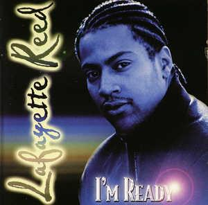Front Cover Album Lafayette Reed - I'm Ready