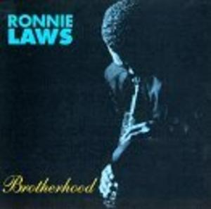 Album  Cover Ronnie Laws - Brotherhood on INTUITION Records from 1995