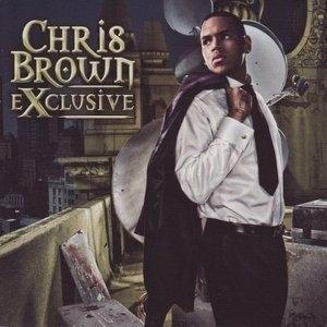 Album  Cover Chris Brown - Exclusive on JIVE Records from 2008