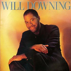 Album  Cover Will Downing - Will Downing on FOURTH & BROADWAY Records from 1988