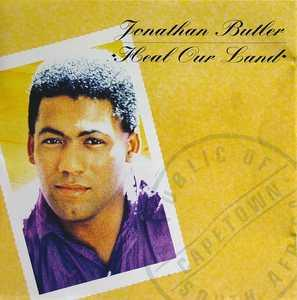 Album  Cover Jonathan Butler - Heal Our Land on JIVE Records from 1990